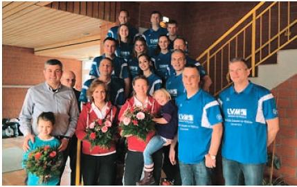 Sponsoren unterstützen SG Teuto-Ehrenamt